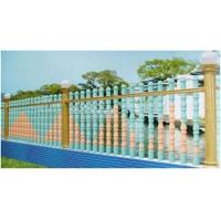 环保艺术围栏