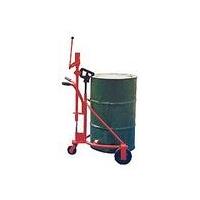 油桶搬运车,液压油桶卸料车