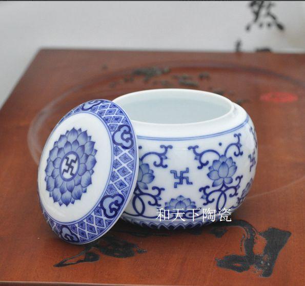 陶瓷存茶罐