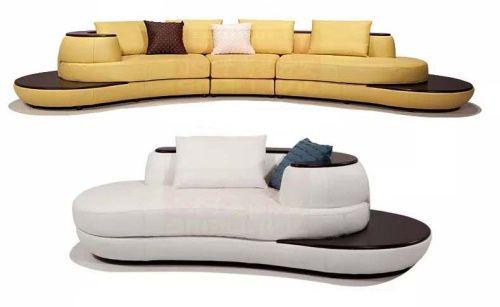 武汉弧形沙发,武汉异形沙发定做