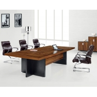 武汉办公家具定做盈升会议桌培训桌4-6人位小型桌