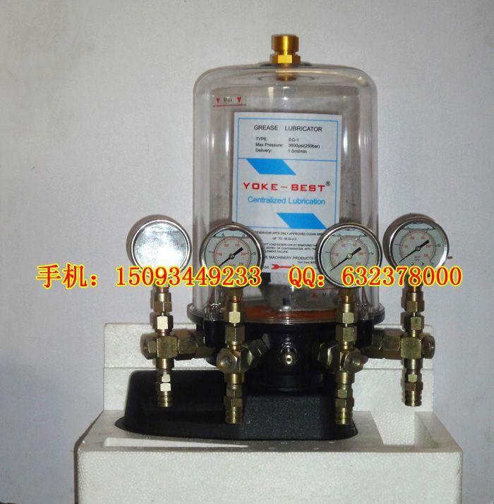 搅拌机配件 电动润滑油泵 搅拌机润滑黄油泵 锂基脂油泵价格