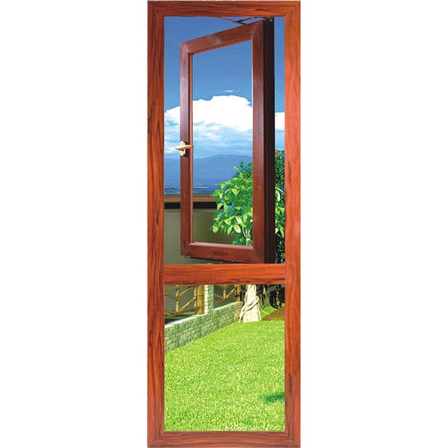 成都京成门窗-外窗JC68系列