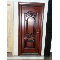 弗兰德豪华新款钢质室内门钢套门FD-1085