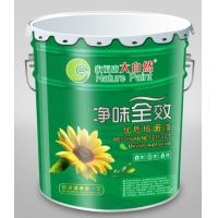 中国十大涂料品牌 大自然漆全国县市代理火热招募中