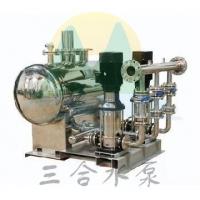 变频供水控制柜原理图,无塔供水变频器