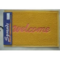PVC喷丝广告地毯 PVC门口防尘地毯 电梯地毯