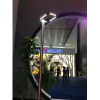 方形灯头篮框设计LED庭院灯,公园专用庭院灯