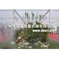 园林景观生态植物园喷雾降温人工造雾系统