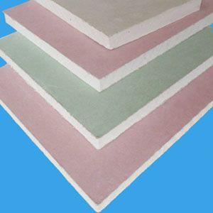 供青海海东石膏板和海西防火石膏板
