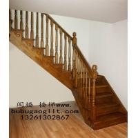 实木楼梯家用楼梯 结实楼梯