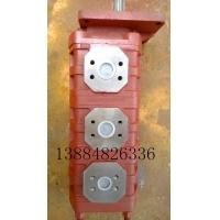 钻机齿轮液压油泵