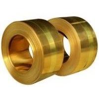 供应国标H62黄铜带、H65无铅黄铜带、H68黄铜带