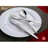 不锈钢四件套欧式西餐餐具套装刀叉勺三件套刀叉