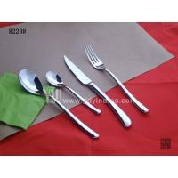 牛排刀叉两件套装2不锈钢西餐刀叉勺三件