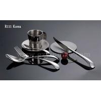 不锈钢 牛排刀叉勺 三件套送礼 高档西餐餐具