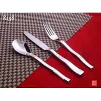 德国骑士不锈钢刀叉套装西餐餐具 牛排刀叉两件套