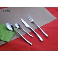 银貂 不锈钢牛排刀叉勺套装 三件套送礼高档西