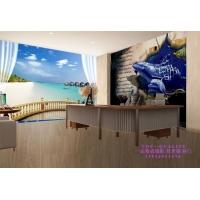 一品集成墻板·背景墻-海景系列