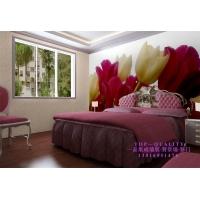 一品集成墙板·背景墙-花卉系列