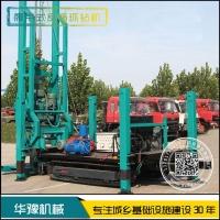 履带式反循环钻机 4寸车载小型反循环钻机厂家
