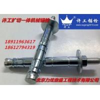 钢结构锚栓 幕墙安装锚栓 许工机械锚栓