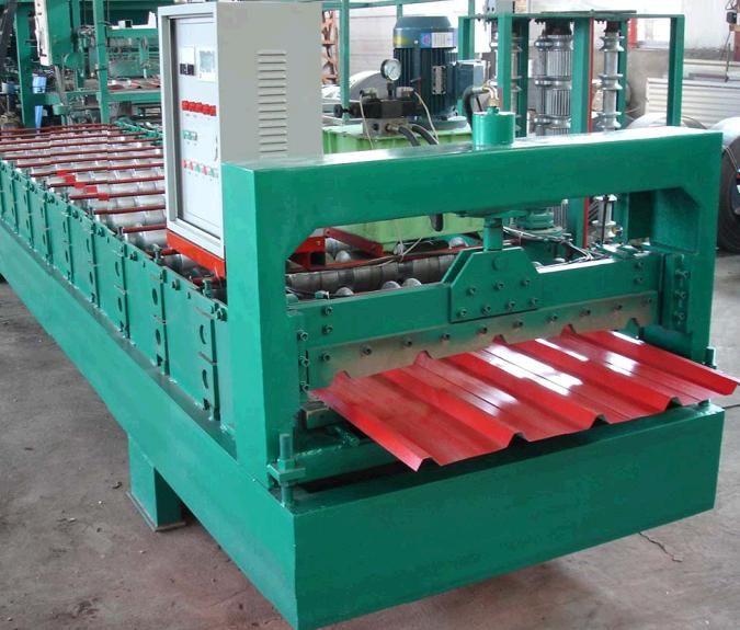 ...彩钢压瓦机的详细介绍包括泊头鸿华840型彩钢压瓦机的厂家、...