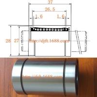直线轴承LM16UU规格尺寸:内径16外径28长度37mm