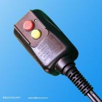 美式漏电保护插头电源线