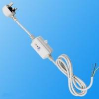 英式防漏电保护插头