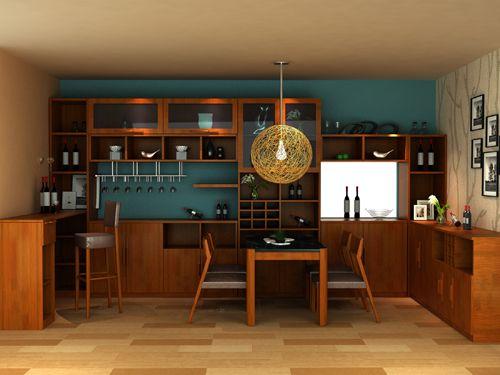 伊百丽全屋定制家具加盟美式风格左岸时光系列