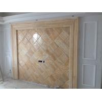 南阳柔石石材专业供应大理石背景墙吧台洗手台窗台板