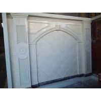 南阳石材专业品牌柔石石材专业供应精品大理石背景墙洗手台