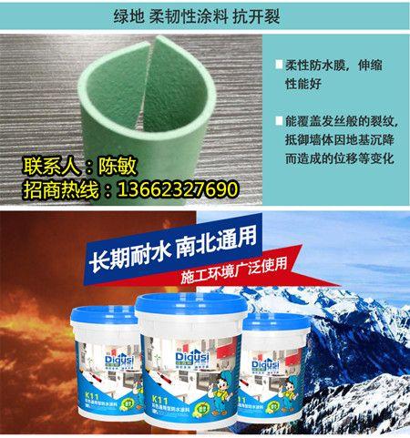 供应JS防水涂料,防水涂料报价,广东防水涂料厂家
