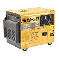5KW静音柴油发电机可配全自动