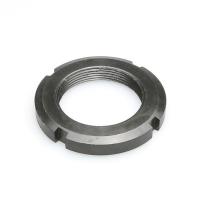 各种规格圆螺母GB812  定制非标大圆螺母
