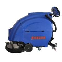 山东鼎洁660手推式洗地机全自动刷地机地面清洗机