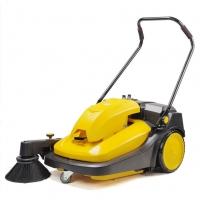 鼎洁电动扫地机手推式户外扫地机庭院别墅工厂清扫车