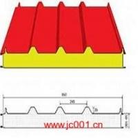 宝都钢结构-聚氨脂PU夹芯板
