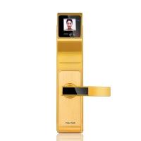 捷盛人脸识别锁S618 电子智能锁生产