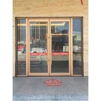 南宁型材门|铝型材玻璃门