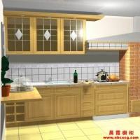 晨霞厨柜-整体橱柜-模压系列