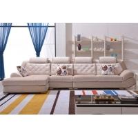 普尼狄 布艺沙发现代简约大小户型沙发配布转角组合家具