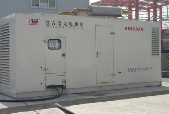 租赁发电机.空压机.建筑工程机械
