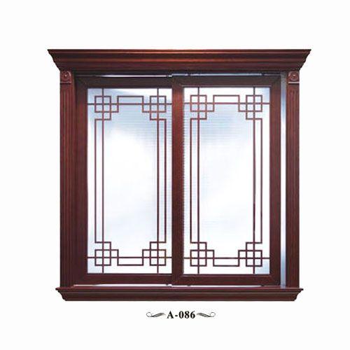 威尔意门窗-中式窗图片