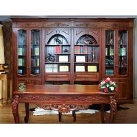 威尔意门窗-整体书柜