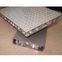 雕花铝蜂窝板 冲孔蜂窝板 微孔铝蜂窝板