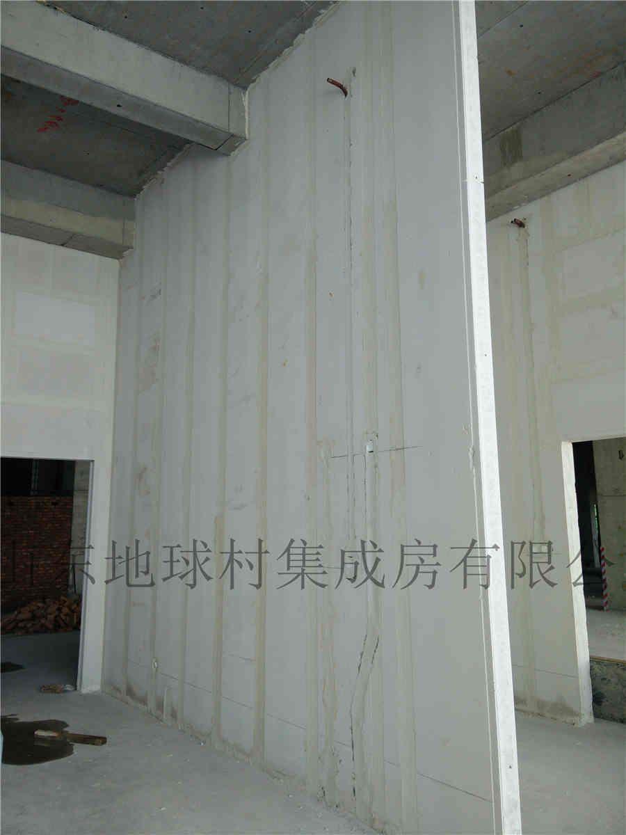 山东地球村建材讲内墙板选用问题及alc隔墙板的介绍