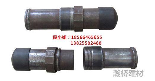 57钢螺纹式声测管