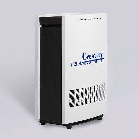 美国创诗 | IAP-450室内空气净化器 去除室内污染源污